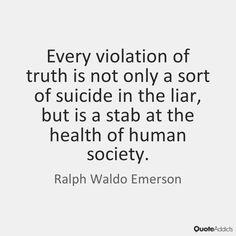 Prudence - Ralph Waldo Emerson
