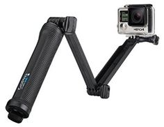 Cheap monopod for gopro, Buy Quality selfie stick directly from China go pro selfie Suppliers: SHOOT Waterproof 3 Way Grip Monopod For Gopro Hero 5 3 4 Session Xiaomi Yi Camera Go Pro Selfie Stick with Tripod Kits Gopro Hero 5, Gopro Accessories, Photo Accessories, Travel Accessories, Photo Equipment, Photography Equipment, Gopro Photography, Video Photography, Wedding Photography