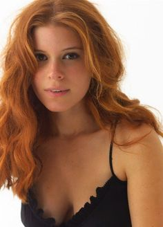 Red Head Beauty  Kate Mara most cute of her sister Rooney