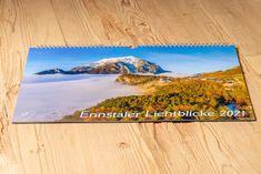 Hier kannst du ab sofort meinen Fotokalender 'Ennstaler Lichtblicke 2021' mit Bildern aus dem Ennstal und Salzkammergut bestellen, der Kalender wird im stabilen Versandkarton zu dir geliefert, damit er unbeschadet zu dir nach Hause kommt. Größe: ca. A3 (42cm x 29cm) Versandkosten: Österreich EUR 4,90 Deutschland EUR 9,00 innerhalb der…