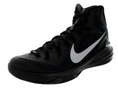 6dbf9a3d4a4 NEW NIKE HYPERDUNK 2014 TB Black MENS Black Silver Basketball NIB NR  Nike…  Black