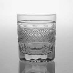 Create a sophisticated table setting with this Grasmere double old fashioned tumbler from Cumbria Crystal. Featuring a wonderfully simplistic design, this mouth-blown tumbler has been etched with a...