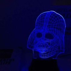 Star Wars 3D Bulbing Light toys