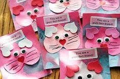 Purr-fect Kitten Valentine craft