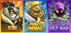 kingdom rush heroes - Google Search