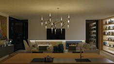 Proyecto 04 3D de interiorismo para vivienda unifamiliar situada en Las Rozas, Madrid alfonsoperezalvarez.com