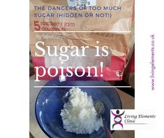 Sugar is ubiquitous - the food industry have done a great job in putting into almost ALL our food! BUT, it is causing huge problems for everyone's health. It increases the liklihood of infection, cancer, heart attacks, migraines and headaches etc  Gayle Palmer, Osteopath in Chichester, explains a recent finding and why she took action.