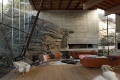 ex machina house - summer-house-in-storfjord-norway Home Interior, Interior Architecture, Interior And Exterior, Interior Design, Ex Machina House, Norway Design, Home Decor, Instagram Summer, Instagram Repost