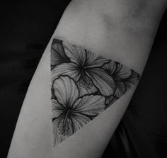 Hibiscus Tattoo - For ohana