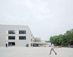 wulf architekten, Brigida Gonzalez · Hessenwald School