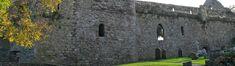 Jerpoint Abbey, County Kilkenny, Ireland