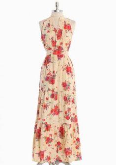 Modern Vintage Dresses - color palette and design