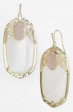 Kendra Scott 'Glam Rocks - Deva' Drop Earrings
