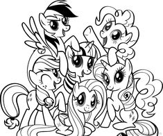√ My Little Pony Coloring Pages . 4 My Little Pony Coloring Pages . Free Printable My Little Pony Coloring Pages for Kids My Little Pony Twilight, My Little Pony Party, All My Little Pony, My Little Pony Coloring, My Little Pony Cartoon, My Little Pony Princess, My Little Pony Characters, My Little Pony Friendship, Princess Luna