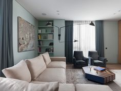 Form Bureau_Apartment in Moscow