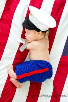 Marine baby clothes USMC baby hat and pants by conniemariepfost, $53.00