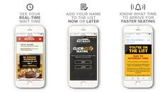 Outback Steakhouse is empowering guests to take control of their restaurant experience through the introduction of Click Thru Seating on Outback.com – giving anyone, anywhere access to wait time information and the ability add their name to the wait list before they arrive – helping hungry guests get seated faster. #OutbackBestmates #ad