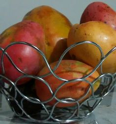Day 7: Fruit #mango #tropical #colorfull