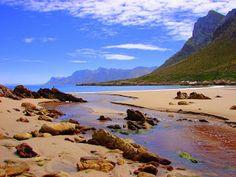Rooi Els beach, Western Cape, South Africa.