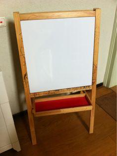 Ikea Kindertafel Eine Seite Weiss Schiefer Zu Verschenken