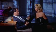 Rock Hudson and Dorothy Malone in Written on the Wind (Douglas Sirk, 1956)