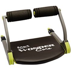 Wonder Core Smart Fitness Equipment, Black/Green -- Visit the image link more details. (This is an affiliate link) #ExerciseFitness