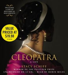 Separates fact from fiction to reconstruct the life of the most influential woman of her era, revealing Cleopatra as a complex woman and shrewd monarch whose life and death reshaped the ancient world.