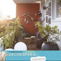 Decoesfera - Balcones para inspirarse, porque no solo de terrazas vive el hombre