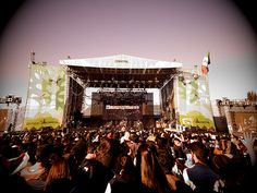 Festival de Música Corona Capital 2013, México City
