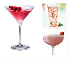 pretty in pink drinks