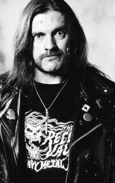 """""""Born to lose, lived to win""""  R.I.P. Lemmy' Kilmister (1945 -2015)"""