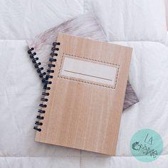 Wood texture notebook fur notebook