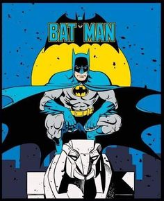 This is the Batman that Gen-Xers remember!