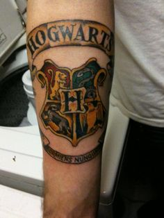 Part One Of My Harry Potter Sleeve