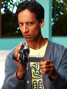 Danny Pudi as Abed Nadir on Community