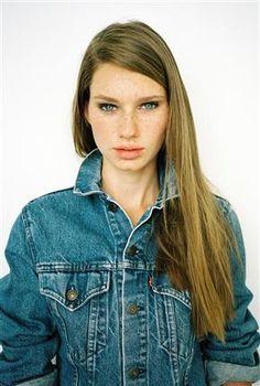Lauren Fisher represents Australia at Elite Model Look