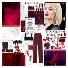 """""""OH, OH OH OH STAYIN' ALIVE"""" by caerse ❤ liked on Polyvore featuring Laura Mercier, Aubade, Diptyque, Sia, GHD, Gucci, Prada, NARS Cosmetics, Lucas' Papaw Ointment and Bobbi Brown Cosmetics"""