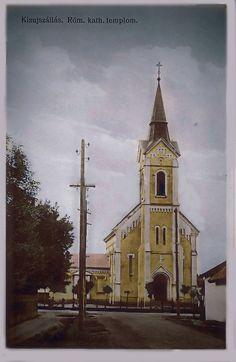 Kisújszállás katolikus templom