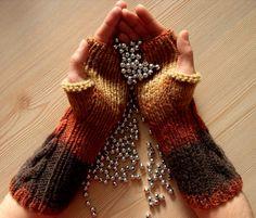 Handmade Knitting and Crocheted Women Accessories от formalhouse