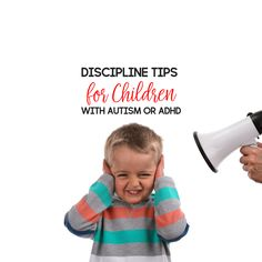 Is it possible to discipline a child with autism or ADHD? Absolutely. Take a look at our discipline tips for autistic children.