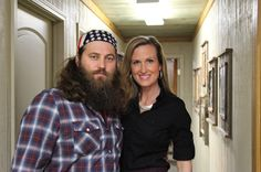 Robertson and his wife, Korie, of A reality show Duck Dynasty fame have a long history with the Louisiana summer camp were they first met as third graders. Korie's grandparents helped start the camp, Ch-Yo-Ch (short for Christian Youth Camp) in 1967, and her parents, John and Chrys Howard, also met at the camp. Korie's mom is the camp's director. Married in 1990. 23 years