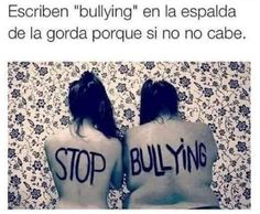 ¿Esto es bullying?