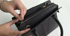 """Fashion Meets Function: iBag """"Smartbag"""" Stops You from Overspending! #gadgets"""