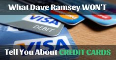 "What Dave Ramsey WON'T Tell You About Credit Cards. Dave says to ""STAY AWAY!"" But I've got over $15,000 worth of reasons to suggest otherwise…-The Growth Sherpa"