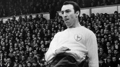 #Football You can beat it Greavsie! Like you beat so many defences.   Wishing all the best to one of the great characters of the English game, even though he played for practically every London club but mine.