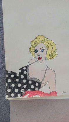 M.Monroe Fallout Vault, Sketches, Boys, Fictional Characters, Art, Drawings, Sketch, Kunst, Senior Boys