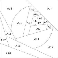 Patchwork patroon: Waterlelie
