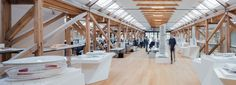 marc goodwin photographs the workplaces of architecture's biggest firms