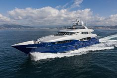 The Vicem 46M - a 2014 World Superyacht Finalist