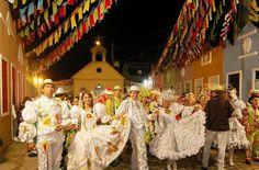 Festa de São João em Campina Grande, Paraíba, é considerada um dos maiores shows do Brasil